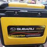 スバル ガソリン防音インバーター発電機買取りました。 SGi25S