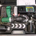 西田製作所 充電式油圧ポンプ NC-E650-DC型