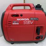 HONDA ホンダ インバーター発電機買取ました。 EU16i