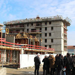 "Habitat participatif ""Aux 4 vents"", Cartoucherie, Toulouse, Le Chantier"