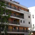 """Journées portes ouvertes, Habitat participatif """"Aux 4 vents"""", Cartoucherie, Toulouse - Accompagné par Faire-Ville"""