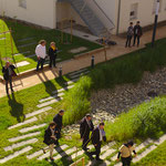 Inauguration Callisto, habitat participatif, Ecoquartier Vidailhan, Balma (31)