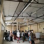 Future salle de cinéma de La Forêt Electrique