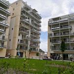 """Habitat participatif """"Aux 4 vents"""", Cartoucherie, Toulouse - Accompagné par Faire-Ville"""