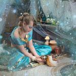 Orient, 100 und eine Nacht, Fantasyshooting, inszenierte Fotografie, Kinderfoto, verkleiden, Fasching, Kostüm, Fantasy, Märchen