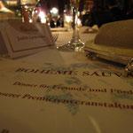 Boheme Sauvage - Einladung in den Alten Wartesaal
