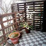 H's garden