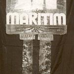 Maritim - Logo ; gesägt, geschnitzt, gefräst