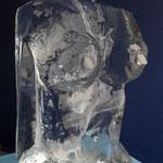 Eis-Schnapsrutsche