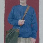 selfportrait milwaukee, 12x25 cm, 2013