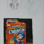 Cap'n Crunch, 40x75 cm, 2013