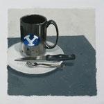 BYU Mug, 25x25 cm