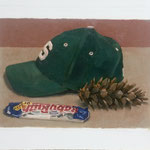 pine cone, 29x37 cm, 2013