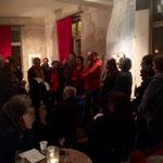 Austellerabend und ein die Buchpräsentation »Dracula, Dracula«