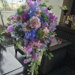 ウェディング ブーケ キャスケードブーケ 福井 鯖江 花屋 花ひろ ウェディング ブライダル 結婚式 披露宴 挙式