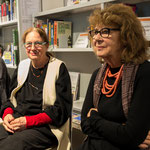 Bettina Eichin und Valérie Bolliger