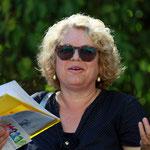 """Alexandra Hänggi stellt das Projekt """"Prix Promenade"""" vor"""
