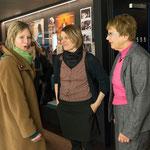 Maya Graf, Esther Roth, Ursula Nakamura