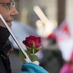 Rosen überall...  Foto R. Flury