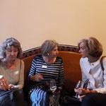 Barbara Schneider (re) ehemalige Regierungsrätin BS im Gespräch