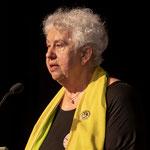 Jessica Kehl, ehemalige Präsidentin SVF-ADF Suisse