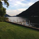 Liegewiese am See