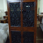 Shesham old wrought iron book shelf Rs,55,000