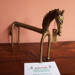 Brass Horse Rs,1,500  W23cm