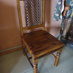 Shesham jali chair Rs,4,500