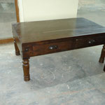 Shesham coffee table Rs,10,800