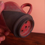 Red Coffee Dripper  Rs,500