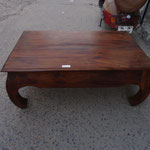 Shesham opium table L W110cmD69cmH47cm Rs,11,000