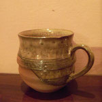Brown terracotta coffee cup Rs,200