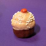 Cake Balls – Anleitung Muffins - rosa