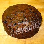 Früchte Kuchen für Fondant Torten - fertig gebacken