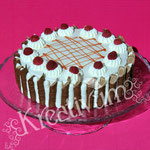 Himbeer-Amicelli-Torte