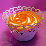 Rezept Kurs Red Velvet Cupcake mit Frischkäse Creme