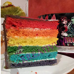 Regenbogentorte - Monster High