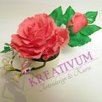 Kurs: Rosen aus Blütenpaste