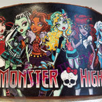Regenbogentorte - Monster High