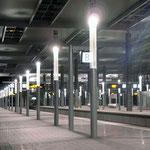 ATHEX PMMA tubes, fair-station, Düsseldorf © LUNUX GmbH