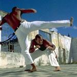 Capoeira - brasilianischer Kampftanz