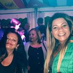 Besuch von Tatiane & Renata