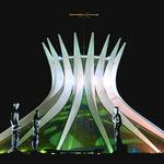 Skulptur in Brasilia