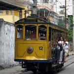 Strassenbahn in Rio de Janeiro