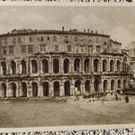 ROMA Teatro Marcello 1933