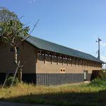 十八間蔵の全景(2014/09/27)