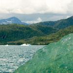 Columbia Glacier Icebergs