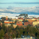 WSU and Moscow Mountain