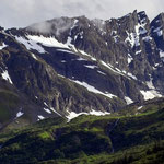Mountains in Valdez